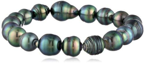 TARA-Pearls-Natural-Color-Tahitian-Cultured-Baroque-Pearl-Stretch-Bracelet-8-10mm-7in