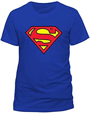Men's Superman Logo T-Shirt