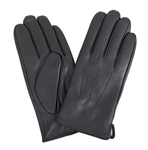 ariston-mens-solid-black-lambskin-leather-driving-gloves-with-cashmere-lining