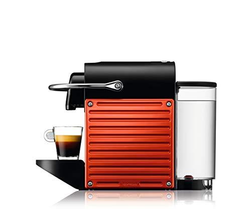 Krups Nespresso Pixie XN3045K Macchina per caffè Espresso, Ricette Programmabili, 1260 W, Rossa, 0.7 Litri, Rosso 4