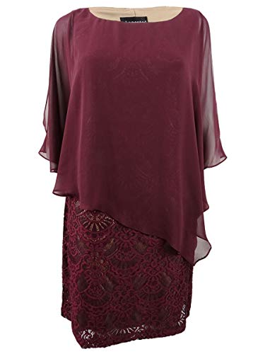 See the TOP 10 Best<br>Lace Chiffon Popover Dress