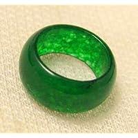 Siam panva Beautiful Green Jade Ring size: 7. 8. 9 (7)