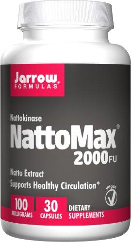 Jarrow Formulas - Natto Max, 30 capsules [Health and Beauty]