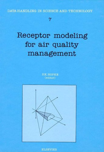 Receptor Modeling for Air Quality Management (Data Handling in Science and Technology)