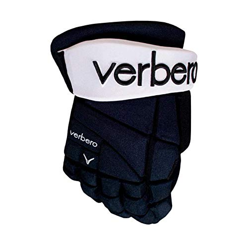 VERBERO Dextra Pro III Senior Gloves (13 Inch, Navy)