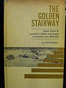 Hardcover The Golden Stairway: Seven Steps to a Pyramid Book