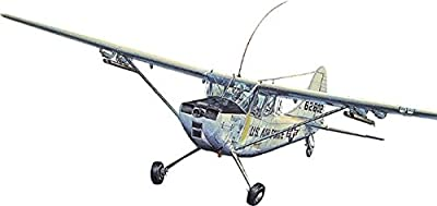 Roden 1/32 United States Army L-19/O-1 bird dog small liaison aircraft plastic model 032T619