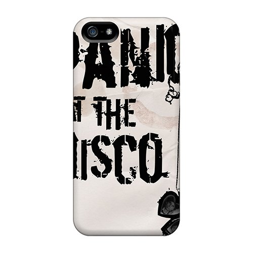 New Style Case Cover SpXpWMx7351ATvoq Panic At The Disco Compatible With Iphone 5/5s Protection Case (Best Iphone 5s Cases For Protection And Style)