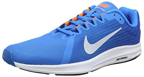Running NIKE Blue Cobalt Shoes Grey 8 403 Blue Downshifter Hero Men 's Football xprpIA