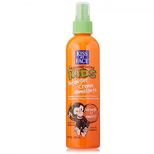 Kiss My Face Orange U Smart Detangler Creme, 8 Fluid Ounce