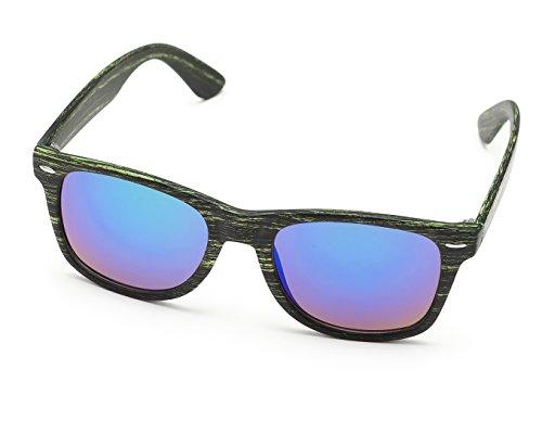 única Talla sol para Gafas Negro hombre Negro Evoga de 81PaqxwWB