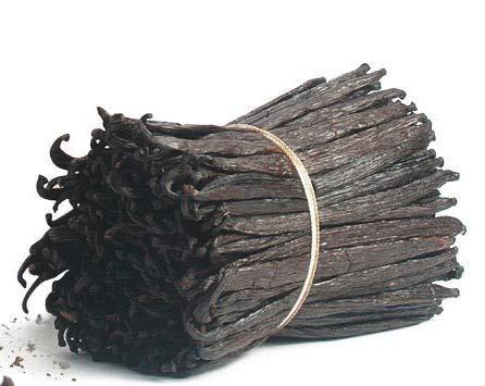 Madagascar Vanilla Beans Grade A. 20 Bourbon Pure Gourmet NON-GMO Whole Pods (Vanilla ()