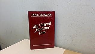 book cover of My friend Madame Zora