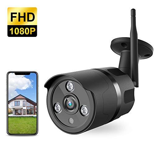 🥇 Outdoor Camera Wireless – 1080P WiFi Outdoor Security Camera