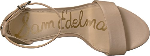 Sam Edelman Women's Yaro Heeled Sandal Classic Nude Leather perfect cheap price sale good selling 100% guaranteed cheap price cheap sale find great official site for sale oIyvsIa0