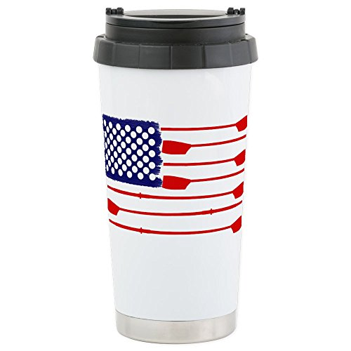 CafePress - Midge - Stainless Steel Travel Mug, Insulated 16 oz. Coffee Tumbler