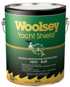 PETTIT PAINT WOO 4802G WOOLSEY YACHT SHIELD BLUE GL by Woolsey