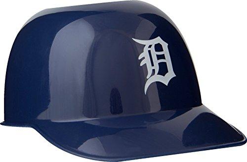 Rawlings Official MLB Mini Baseball Helmet 8oz Ice Cream/Snack Bowls, 24 Count, Detroit Tigers - Replica Mini Batting Helmet