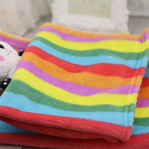 150CM Rojo Topdo Alfombra Manta para Mascotas con Alfombra para Perros Perrera Gato Blanket oto/ño e Invierno Manta c/álida Color s/ólido Felpa Artificial 1 Pieza Size XL-100
