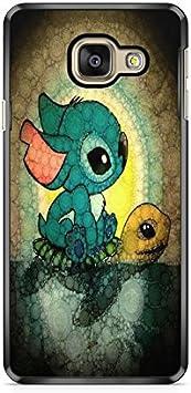 Coque Samsung Galaxy A5 2016 (Version A510) Lilo Stitch Tortue ...