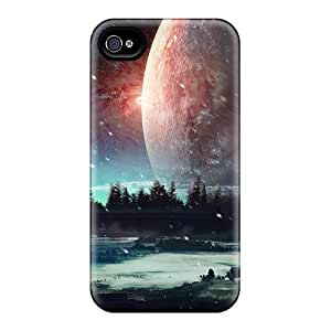 Casecover88 ULq28697rrLl Protective Cases For Iphone 6(universe Scenery)