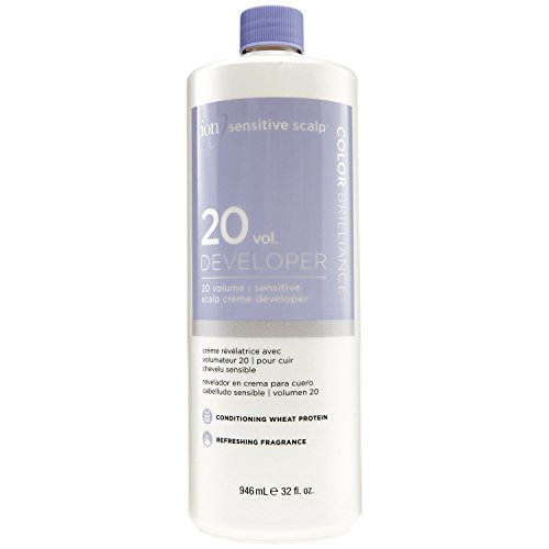 Sensitive Scalp 20 Volume Creme - Color Developer
