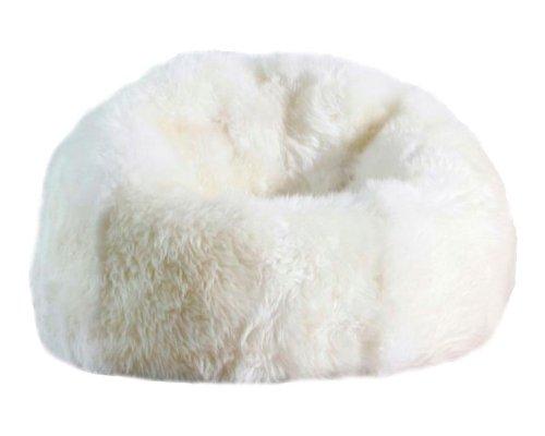 Large Sheepskin Bean Bag Chair Filled by AUSKIN