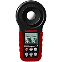 Dawson Tools DSM150 Digital Light Meter Photometer