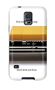 High Impact Dirt/shock Proof Case Cover For Galaxy S5 (unknown)