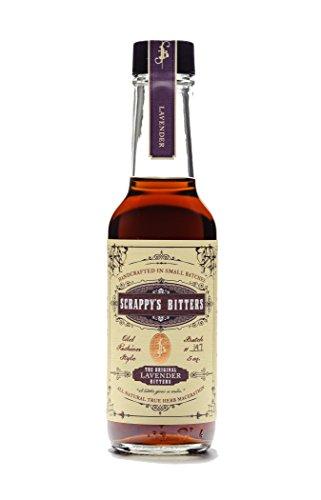 Scrappy's Bitters - Lavender Bitters, 5 oz