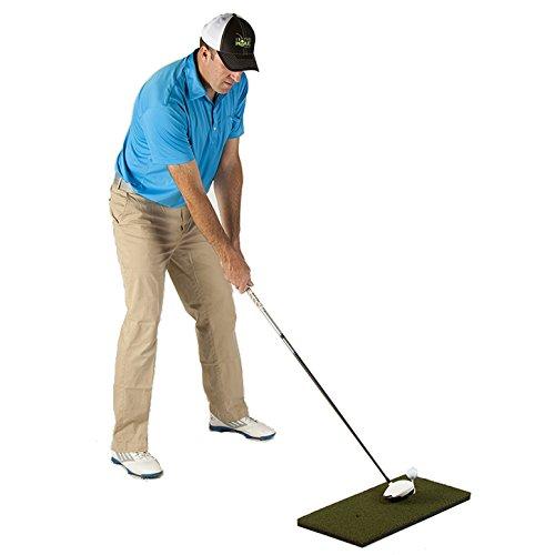 PureShot Tour Pure Golf Hitting Mat (1'x2′)