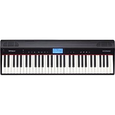 Roland GO:PIANO Bluetooth 61-Key Beginners Digital Piano (GO-61PC)