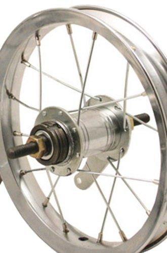 Sta Tru Steel Single Speed Coaster Brake Hub Rear Wheel (Single Speed Rear)
