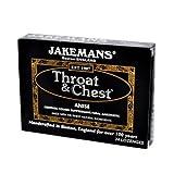 Jakemans Throat & Chest Lozenges, Anise 24 CT (Pack of 3)