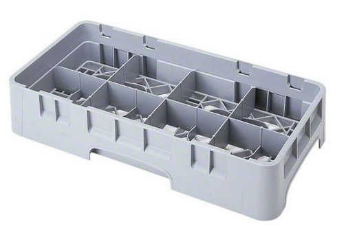 Cambro (8HC258151) 8 Compartment Half Size Cup Rack - Camrack®