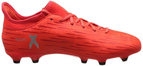 Botas 16 FG Roalre Fútbol Rojsol para Plamet de Adidas X Rojo 3 Hombre 6InfFt5w