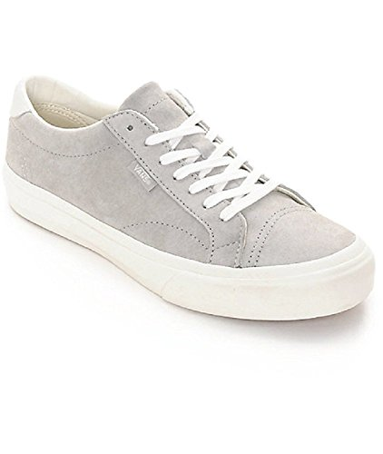 Vans Court Dx Sneakers Maiale Suede Unisex (7 Mens / 8.5 Donna, Cool Grigio)