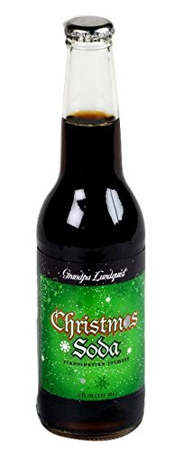 Grandpa Lundquist Christmas Soda - Chicago Shopping Christmas