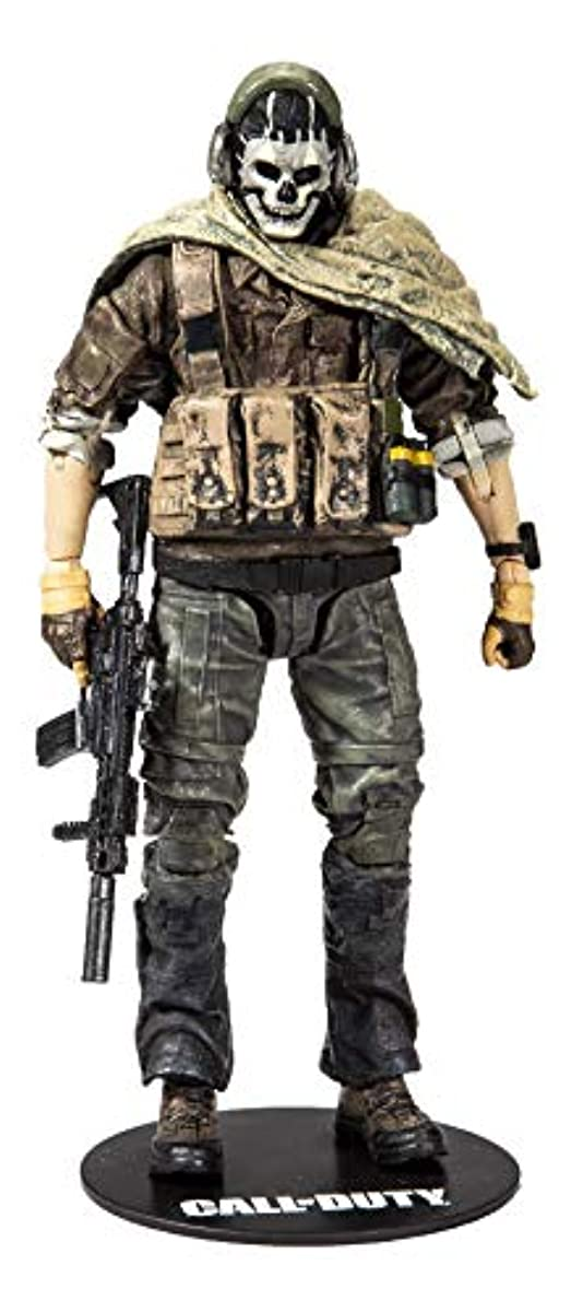 McFarlane Toys 10413-4 Call of Duty-Ghost 2-18cm Action Figure