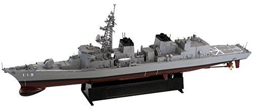 ピットロード 1/350 JBシリーズ 海上自衛隊 護衛艦 DD-113 さざなみ エッチングパーツ付 プラモデル JB21E