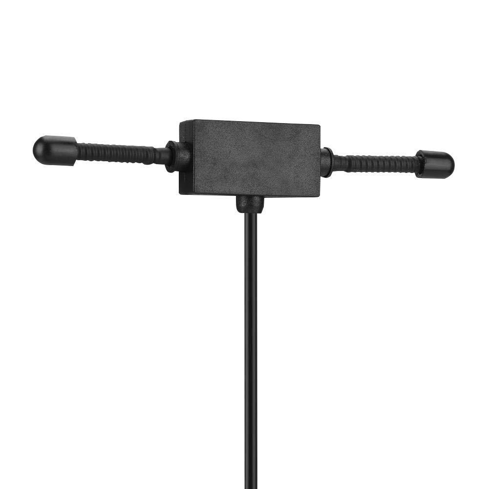 Denash Antenne de Scanner Radio /émetteur-r/écepteur du connecteur BNC du Talkie-walkie 3dB pour Motorola Radio bidirectionnelle