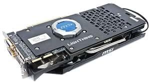 MSI R7970 LIGHTNING AMD Radeon HD7970 3GB - Tarjeta gráfica (Activo, AMD, Radeon HD7970, GDDR5, PCI Express 3.0, 2560 x 1650 Pixeles)
