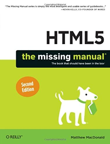 html5 the missing manual missing manuals matthew macdonald rh amazon com Review Proces Review Proces