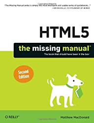 HTML5: The Missing Manual (The Missing Manuals)