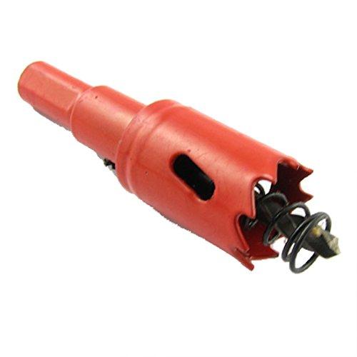 uxcell Twist Drill Bit Bimetal 20.5mm Diameter Cutter Hole Saw