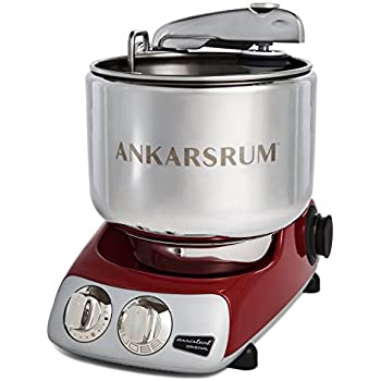 Ankarsrum AKM 6220 Stand Mixer, Red