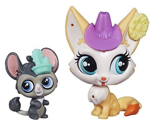 ahorra hasta un 50% Littlest Littlest Littlest Pet Shop Roxy rojodington and Dusty West Figuras by Hasbro  barato en línea