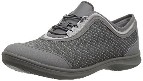Clarks Women's Dowling Pearl Walking Shoe Grey Synthetic RYqeBLSgkS