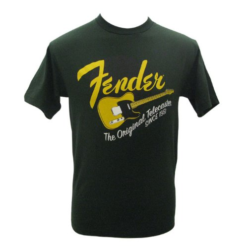 Fender Original Tele T-Shirt, Green, L ()