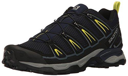 Salomon X Ultra 2, Zapatillas de Trail Running para Hombre Azul (Azul Marino)